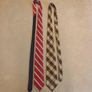 TOMMY HILFIGER bundle of ties